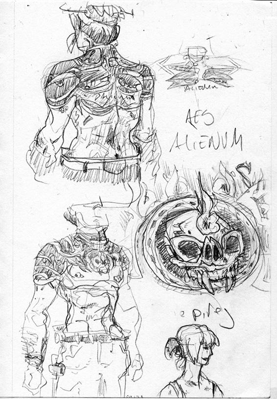 Aes Alienum